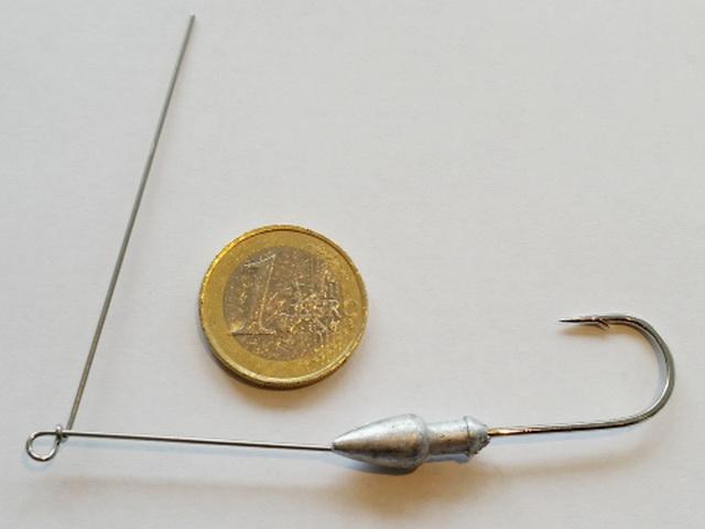 UL Spinnerbaitkopf mit 3,5g