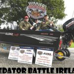 Predator Battle Ireland 2019. Look back at the Prize giving evening.