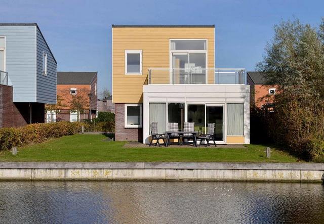 Predatorguiding hat ein eigenes Ferienhaus in Oude Tonge.